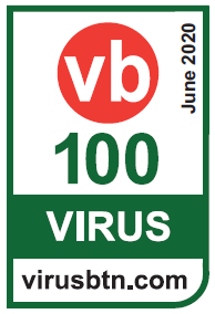 VB100 у ESET NOD32 Internet Security